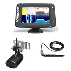 Lowrance Elite-7 Ti Multifunction Display with Transducer