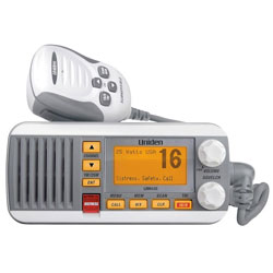 Uniden UM435 Fixed-Mount VHF Radio