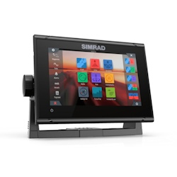 Simrad GO7 XSR Multi-Function Display without Transducer