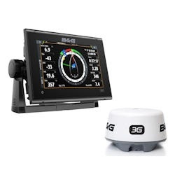 B&G Vulcan7R Multifunction Display with Broadband 3G Radar
