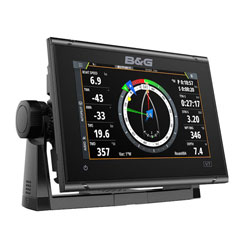 B&G Vulcan7R Multifunction Display - 7