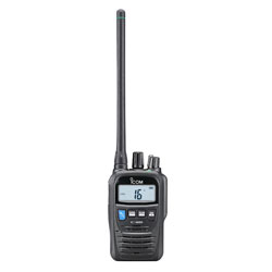 Icom M85 Submersible Handheld VHF Radio