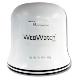Shakespeare WebWatch Wi-Fi, Cellular Data, & HDTV Antenna