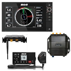 B&G Zeus<sup>2</sup> 9 Multifunction Display - Remanufactured