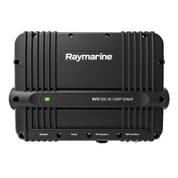 Raymarine RVX1000 High Performance 3D CHIRP Sonar Module