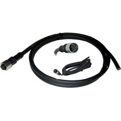 Furuno NMEA 2000 Micro Cable, Micro-C Female End and Bare Wire End - 1 Meter