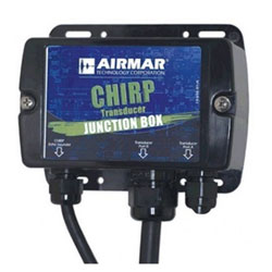 Airmar 33-969-01 CHIRP Transducer Adapter Box