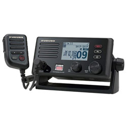 Furuno Fixed Mount Marine VHF Radiotelephone with Class D DSC