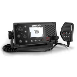 Simrad RS40 Fixed Mount Marine VHF Radio with DSC and AIS Receive