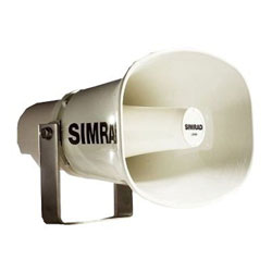 Simrad Waterproof Hailer / Horn Loud Speaker