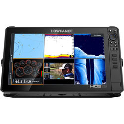 Lowrance HDS-16 LIVE Multifunction Displayw/ Transducer