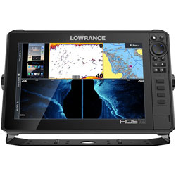 Lowrance HDS-12 LIVE Multifunction Displayw/ Transducer