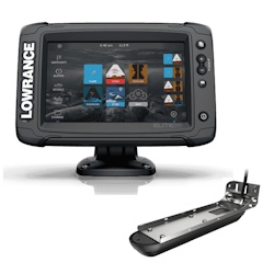 Lowrance Elite-7 Ti2 with Active Imaging
