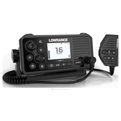 Lowrance LINK-9 Fixed Mount Marine VHF Radio with AIS Receiver, NMEA 2000