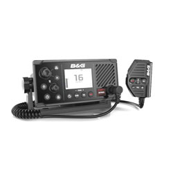 B&G V60 Fixed-Mount VHF Radio with AIS Receiver, NMEA 2000