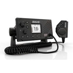 B&G V20S Fixed Mount VHF Radio with NMEA2000