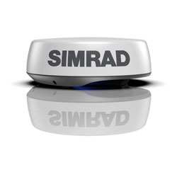 Simrad HALO24 Pulse Compression Dome Radar