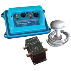 Vesper Marine XB-6000 AIS Transponder w/ Built-in NMEA 2000 Bundle