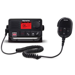 Raymarine Ray53 Compact Fixed Mount VHF Radio with GPS