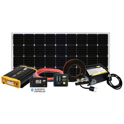 Go Power Weekender ISW Solar Charging System (190 watts)