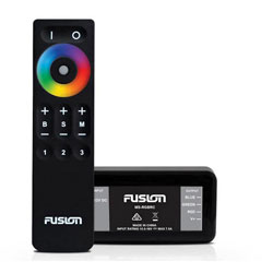Fusion MS-RGBRC Remote LED Speaker Lighting Control Module