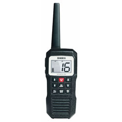 Uniden Atlantis 155 Floating Handheld VHF Marine Radio