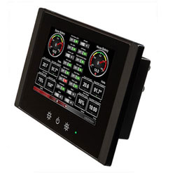 Maretron N2KView Vessel Monitoring & Control Touchscreen Display