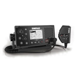Simrad RS40-B Fixed-Mount VHF Radio with AIS Receiver/Transmitter, NMEA 2000