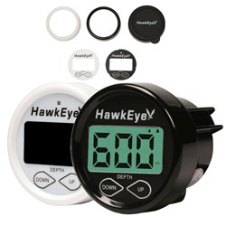 Norcross Hawkeye DepthTrax 2B Depth Finder