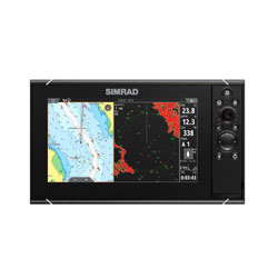 Simrad NSS evo3S Combo w/ GPS, Sounder, and US C-MAP