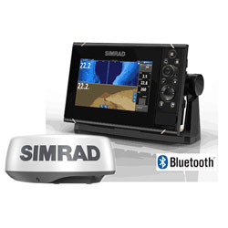 Simrad NSS7 evo3 - REMAN with HALO20 Radar
