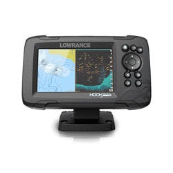 Lowrance HOOK Reveal 5 with Splitshot Transducer - 5