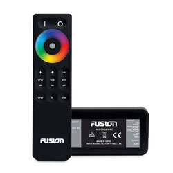 Fusion CRGBW Lighting Control Module with Wireless Remote Control