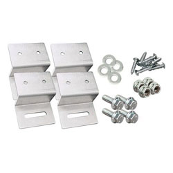 Go Power! Rigid Solar Panel Mounting Hardware