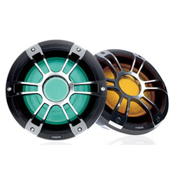 Fusion Signature Series 3 Marine Subwoofer w/LED Lighting