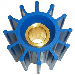 Globe Run-Dry Impeller