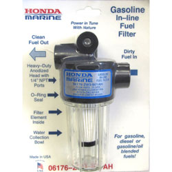 Honda Outboard Oem Fuel Filter Water Separator Assembly