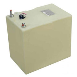 Moeller Low Perm Permanent Below Deck Fuel Tank - 14 Gallon