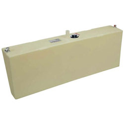 Moeller Low Perm Permanent Below Deck Fuel Tank - 24 Gallon