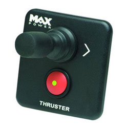 Maxpower Thruster Control Panel