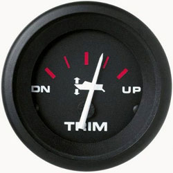 SeaStar Solutions Amega Series Trim Gauge