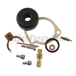 Fits 2004-2014 Tohatsu Nissan MFS NSF 8  9.8 Carburetor Repair Kit 3V1-87122-0