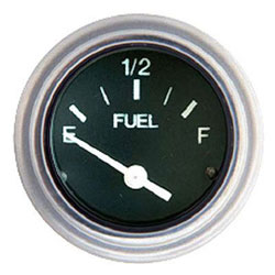 SeaStar Solutions Heavy Duty Series Fuel Level Gauge