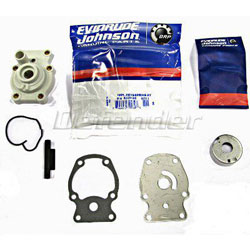 BRP / OMC Outboard Motor OEM Water Pump Repair Kit (5008972)