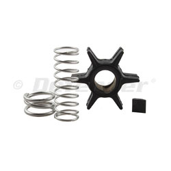 BRP / OMC Outboard Motor OEM Impeller Kit with Key