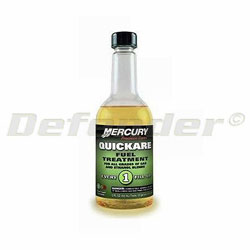 Mercury Quickare Gasoline Fuel Treatment - 12 Oz.