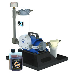 AXI Portable Tank Cleaning and Fuel Transfer System