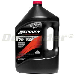 Mercury Premium Plus 2-Cycle Outboard Oil