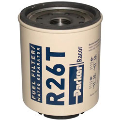 Racor 225 Series Aquabloc Fuel Filter /Water Separator Replacement Element