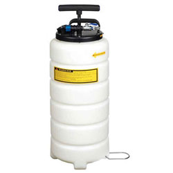 Moeller Fluid Extractor Manual / Pneumatic Pump - 15 Liter